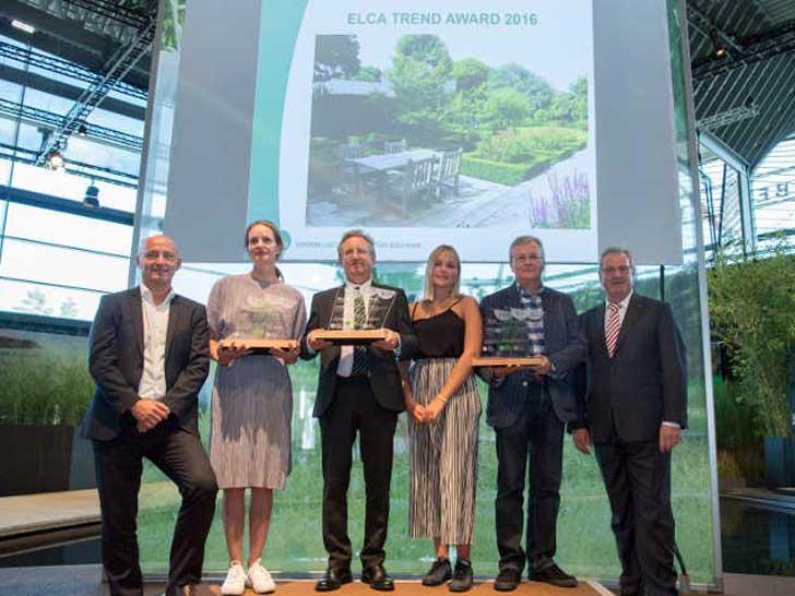 """Internationaler ELCA-Trendpreis """"Bauen mit Grün"""" geht nach England"""