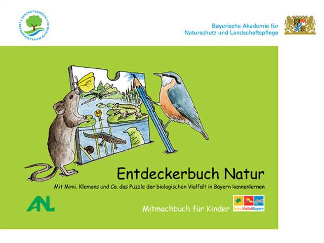 Entdeckerbuch Natur