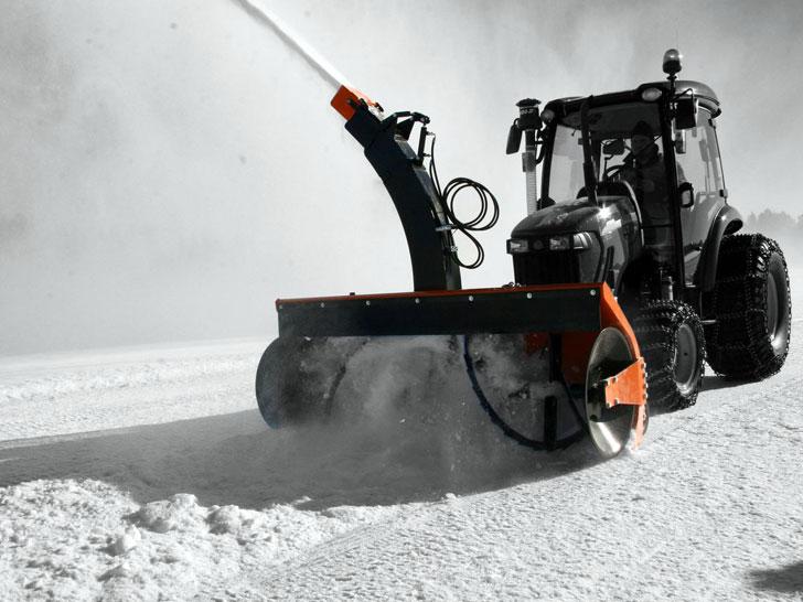 Winterdiensttechnik