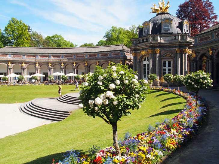 Barocke Gartenpracht