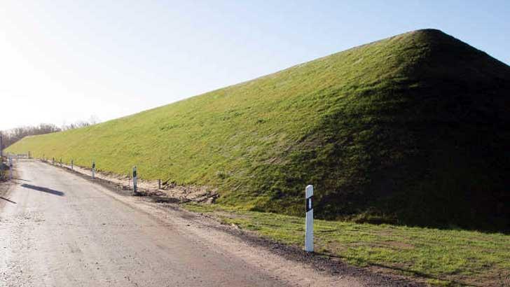Erosionsschutzmatten