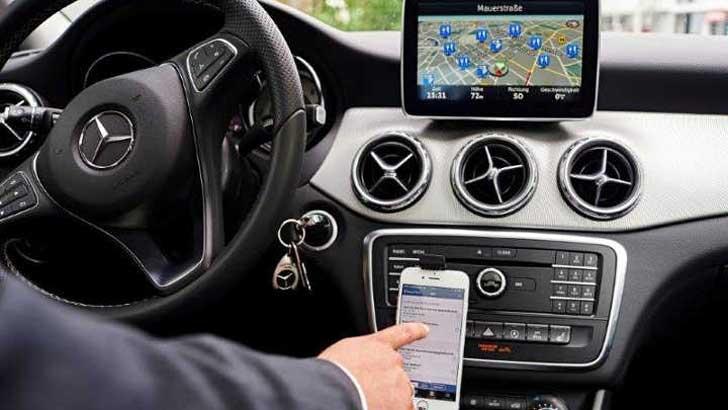 Fahrtenbuch-App