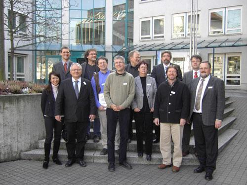 Referenten Gründachsymposium