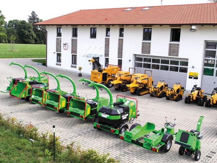 Mit Fink Maschinentechnik hat GreenMech einen neuen starken Händler im süddeutschen Raum