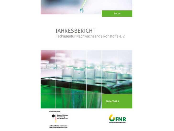 FNR legt Jahresbericht
