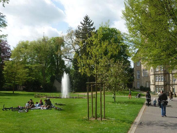 Parks und Grünanlagen
