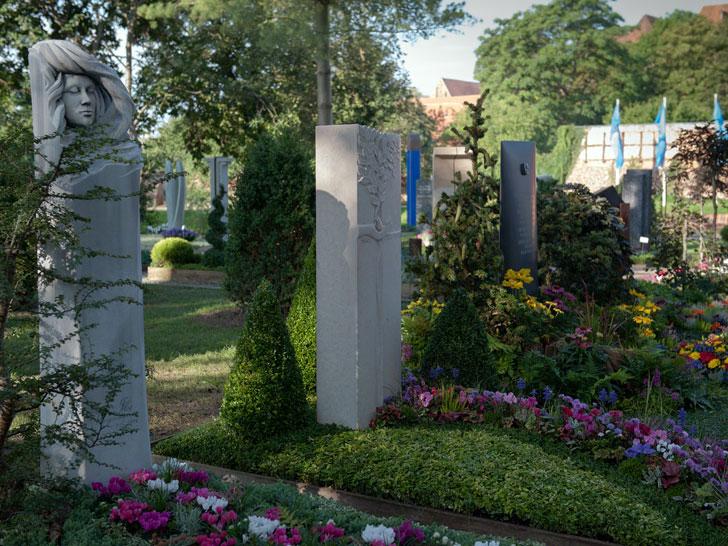 Friedhofsgärtner