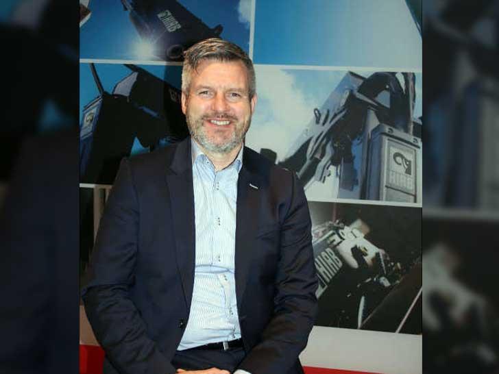 Ron de Vries ist neuer Geschäftsführer der Hiab Germany GmbH