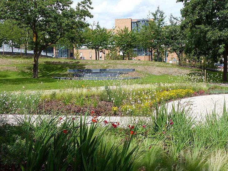 Die Enzgärten in Mühlacker