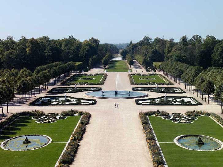 Staatliche Schlösser und Gärten