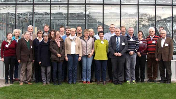 Fachbeirat der Deutschen Genbank Zierpflanzen