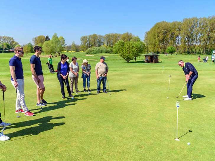 Golfprobier-Angebot