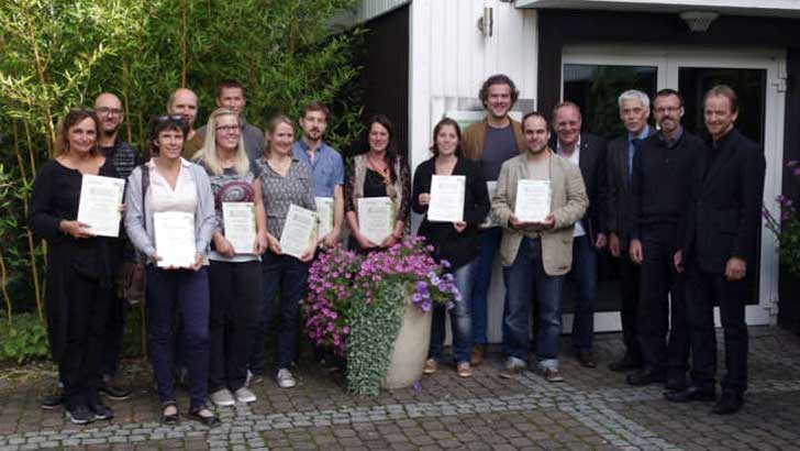 Teilnehmer des Seminars
