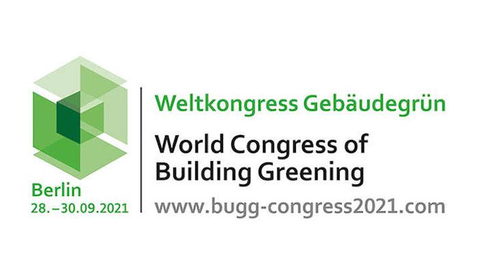 Weltkongress Gebäudegrün