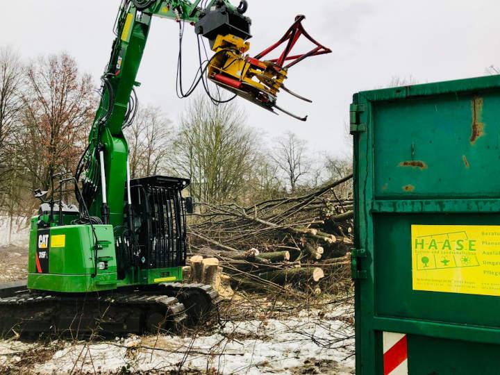 Wie die Firmengruppe Haase im Galabau, Straßenbau, Grünflächenmanagement und Winterdienst überzeugt