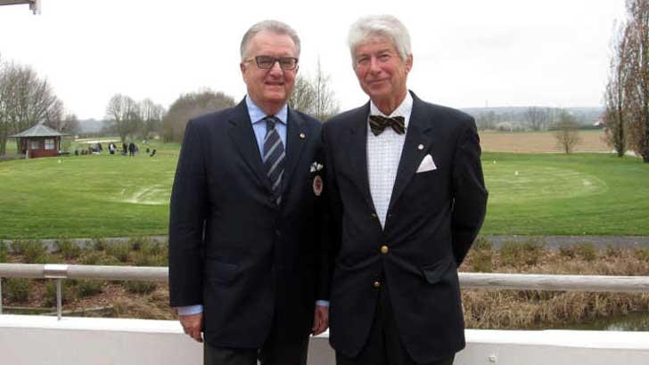 Dr. Gutmann Habig und Achim Battermann