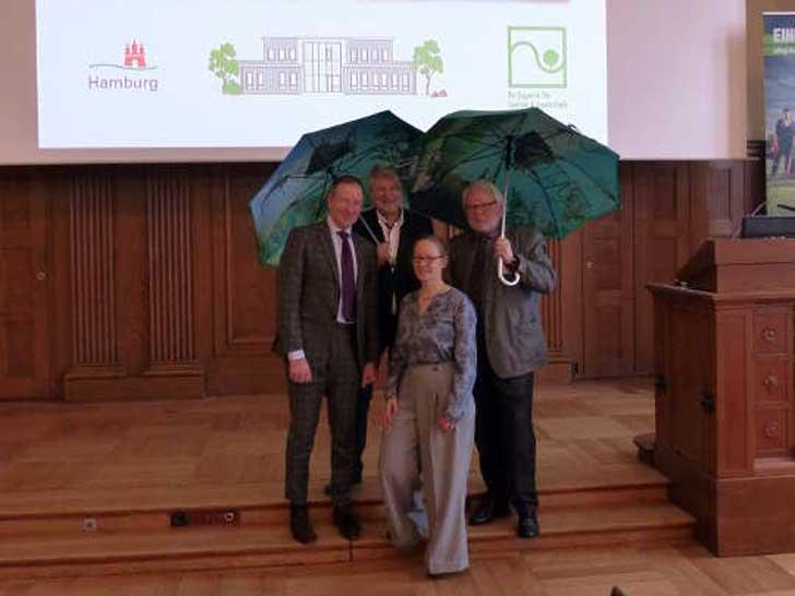 GaLaBau-Fachtagung 2017 in Hamburg mit zukunftsweisenden Themen für die Branche.