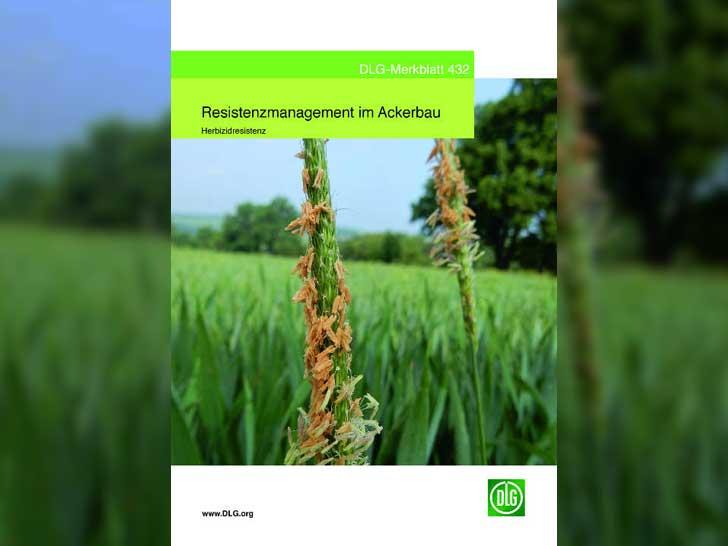 Merkblatt zur Herbizidresistenz