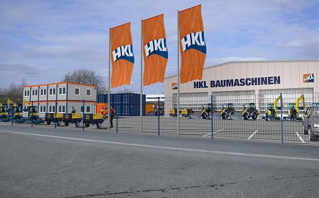 hkl baumaschinen baut seine position in nordrhein westfalen weiter aus. Black Bedroom Furniture Sets. Home Design Ideas