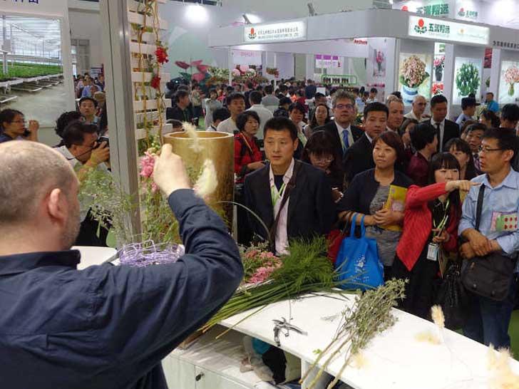 Hortiflorexpo IPM Beijing