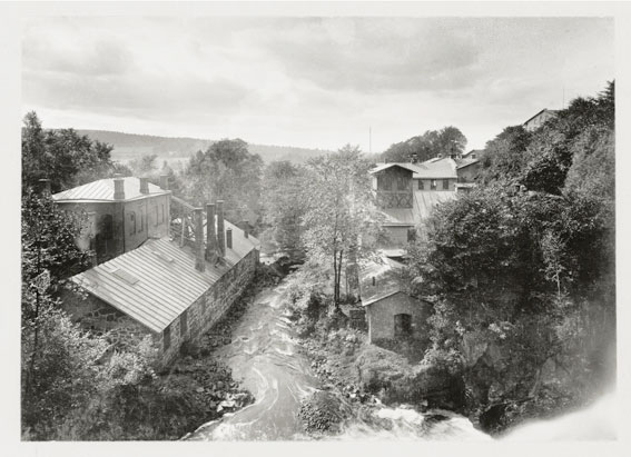 Husqvarna Wasserfälle Husqvarna-325jahre