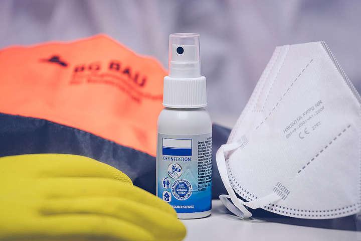 Neue Handlungshilfen der BG BAU: Corona-Hygienekonzept für das Unternehmen erstellen