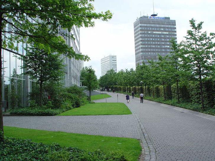 Parks und Grünräume