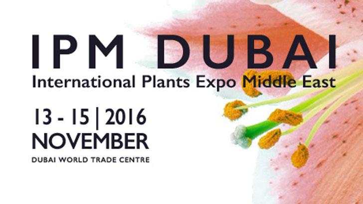 IPM DUBAI 2016