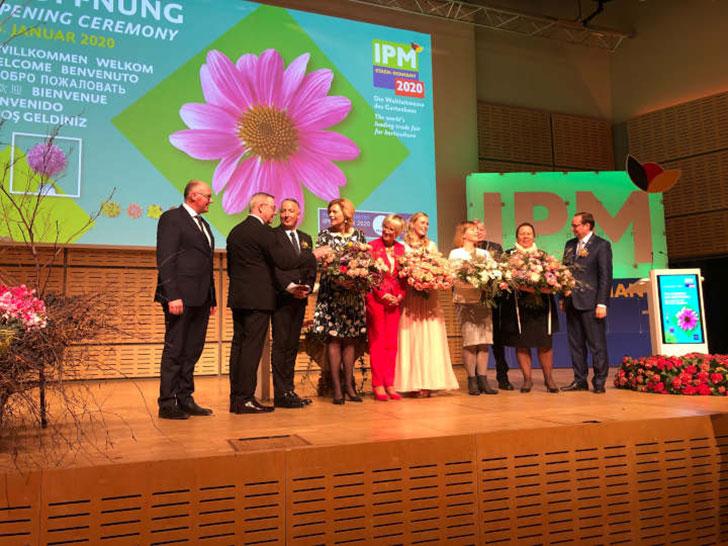 Eröffnung der IPM Essen