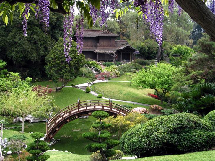 Fernöstliche Gartenkunst