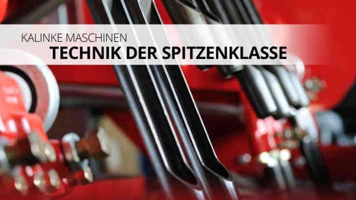 Neuer Katalog von Kalinke Maschinen