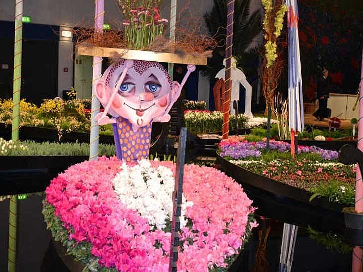 Karneval der Blumen