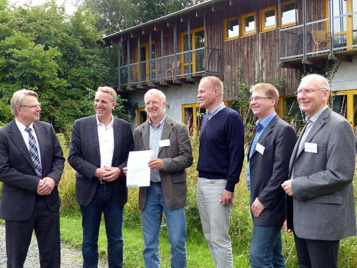 DBU-Klimaschutz-Projekt