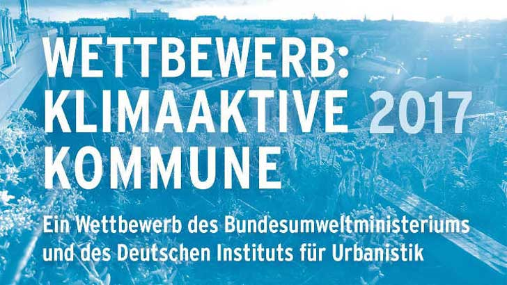 Klimaaktive Kommune 2017