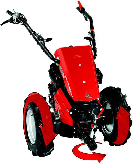 Köppl 2-Rad-Traktor
