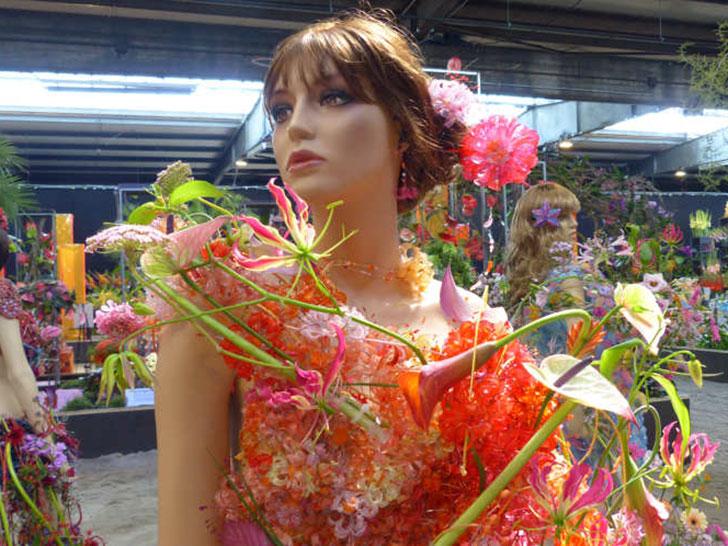 Koreanischse Floristen