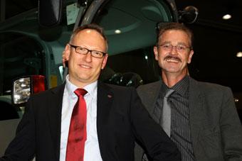 Martin Eppinger und Karl Friedrich Hauri