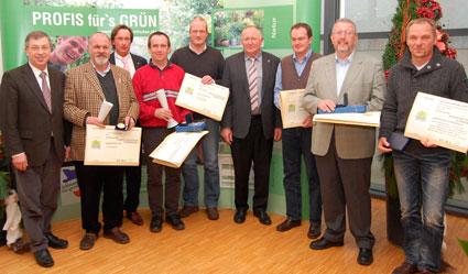 Baumschüler aus Schleswig-Holstein
