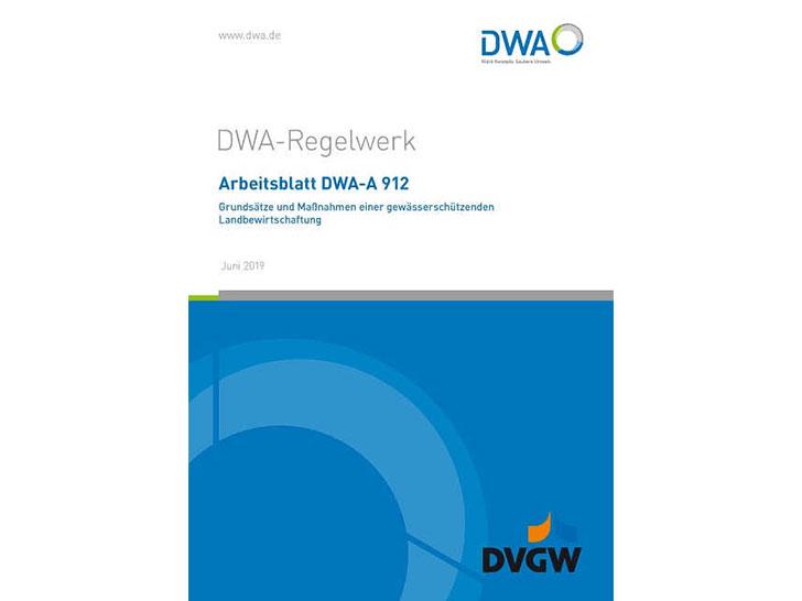 Arbeitsblatt DWA-A 912