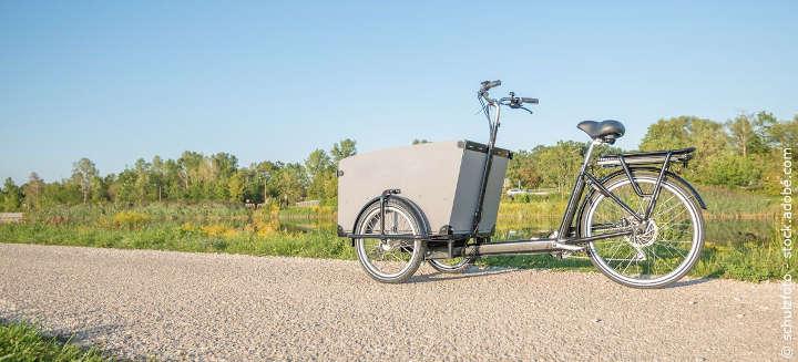 BMU-Förderung von gewerblich genutzten E-Lastenrädern erfolgreich gestartet
