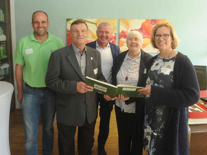 LINDENLAUB Garten- und Landschaftsbau feiert 50-jähriges Bestehen