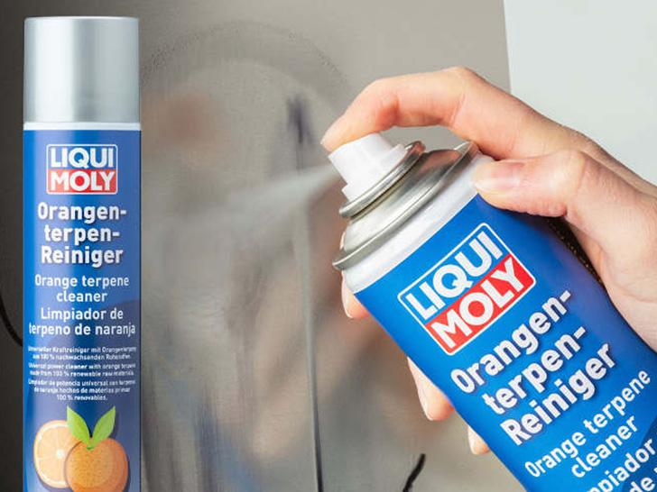 Der neue Reiniger von LIQUI MOLY gegen starken Schmutz
