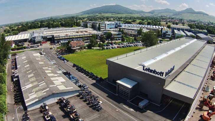 Lehnhoff-Standort in Baden-Baden
