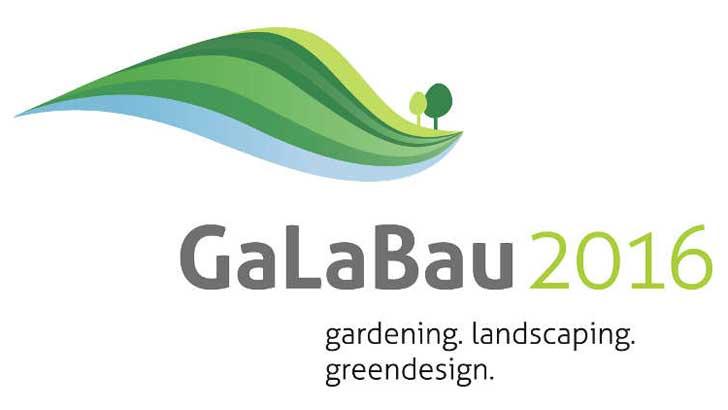 GaLaBau Messe 2016