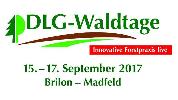 DLG-Waldtagen 2017 Logo