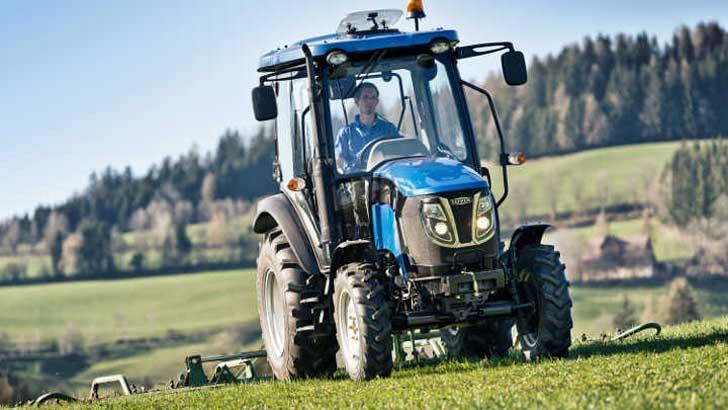 Patrik Maté Lovol Traktor
