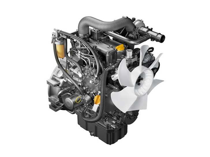 Marx-Motoren Yanmar