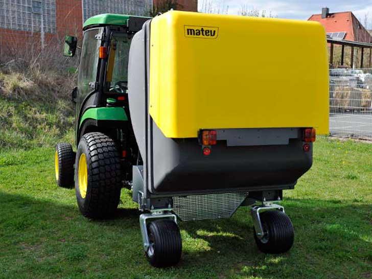 matev Grasaufnahmesysteme