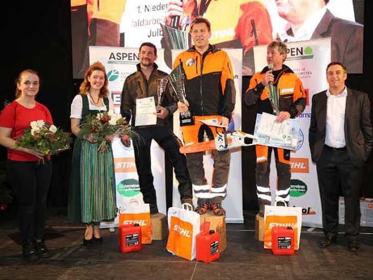 Meisterschaft der Waldarbeiter