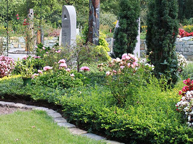 Memoriam-Garten Duisburger Waldfriedhof